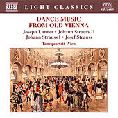 Dance Music From Old Vienna by Various Artists
