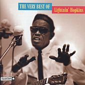 The Very Best Of Lightnin' Hopkins by Lightnin' Hopkins