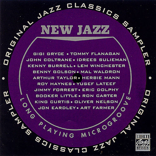 The New Jazz Sampler by Various Artists