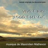 Vivre Avec 1500 Euros by Maximilien Mathevon