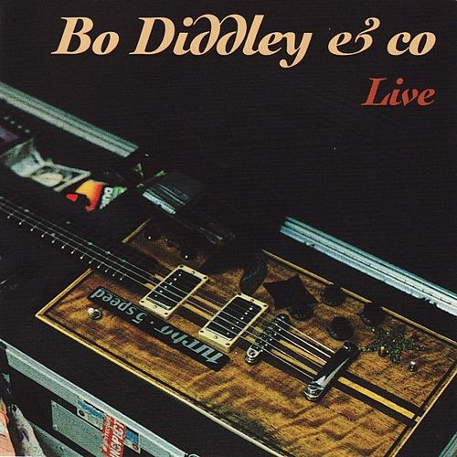 Bo Diddley and Co live 1975 by Bo Diddley