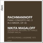 Nikita Magaloff - Rachmaninoff 3 by Nikita Magaloff