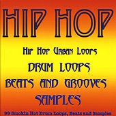 Hip Hop R&B Drum Loops by 99 Smokin Hot Drum Loops