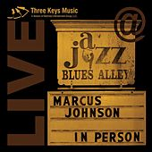 In Person: Live At Blues Alley by Marcus Johnson