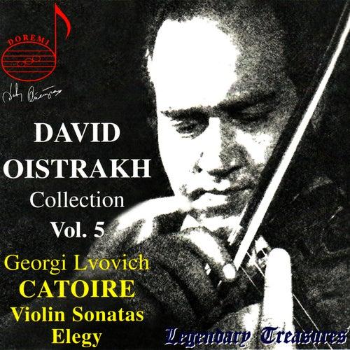 David Oistrakh Collection, Vol. 5 by David Oistrakh