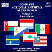 National Anthems, Volume 4 by Various Artists