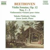 Violin Sonatas, Op. 12, Nos. 1 - 3 by Ludwig van Beethoven