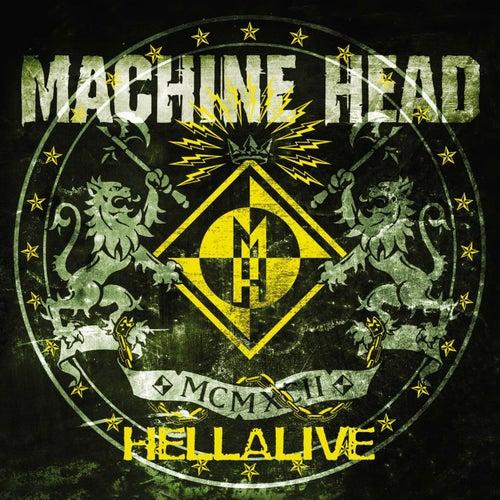Hellalive von Machine Head