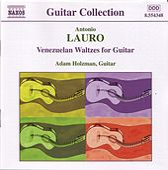 Venezuelan Waltzes for Guitar by Antonio Lauro
