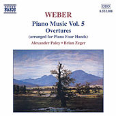 Piano Music Vol. 5 / Overtures by Carl Maria von Weber