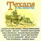 Texans Live From Mountain Stage von Various Artists