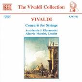Concerti For Strings by Antonio Vivaldi