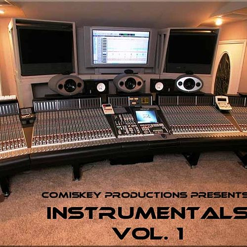 Instrumentals Vol. 1 by Justin Comiskey