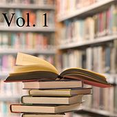 Music For Reading, Digital Books, and Audio Books Vol.1 by Reading Concentration Music