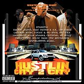 Hustlin City 2 City by Various Artists