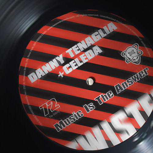 Music Is the Answer (Part 1) by Danny Tenaglia