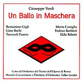 Un Ballo in Maschera by Various Artists