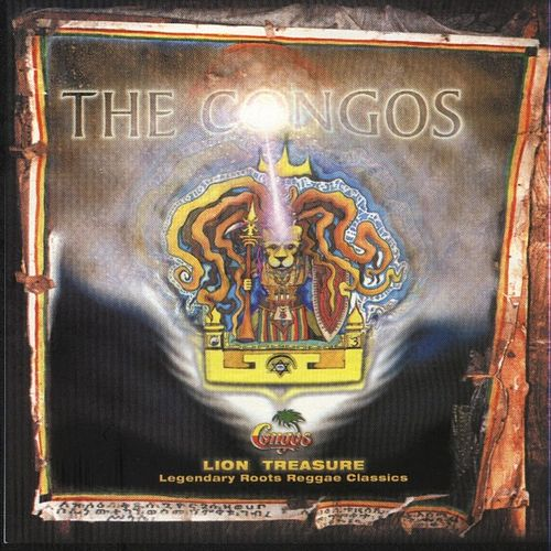 Lion Treasury - Legendary Roots Reggae Classic von The Congos