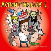 Action/Thriller 1 - Film Trailer Music by Various Artists