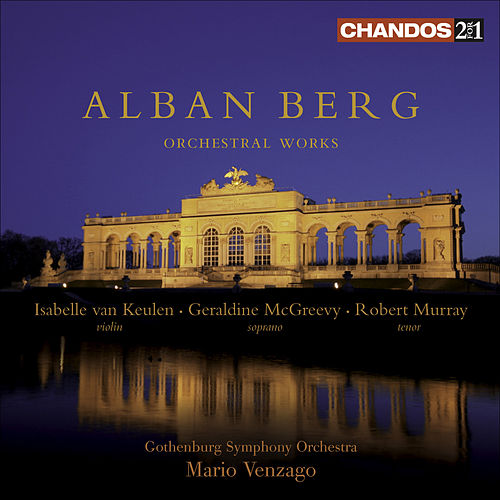 BERG, A.: Orchestral Music (Gothenburg Symphony, Venzago) by Various Artists