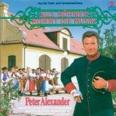 Aus Böhmen kommt die Musik by Peter Alexander