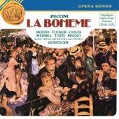 La Boheme (RCA) by Giacomo Puccini