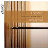Ludwig van Beethoven : Piano Sonatas Op. 109, 110 & 111 by Cédric Pescia