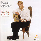 BACH, J.S. : Lute Works, Vol. 1 (Vieaux) - Suites, BWV 995 and 996 / Partita, BWV 997 / Prelude, Fugue and Allegro, BWV 998 by Jason Vieaux