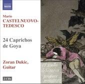 CASTELNUOVO-TEDESCO, M.: 24 Caprichos de Goya (Dukic) by Mario Castelnuovo-Tedesco