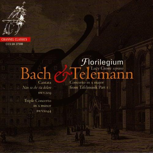 Florilegium Performs Bach & Telemann by Florilegium