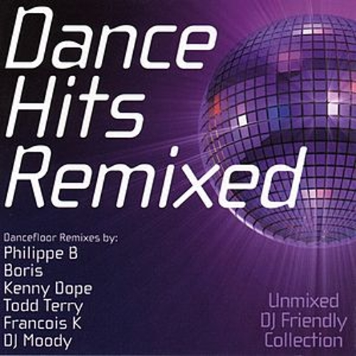 Dance Hits Remixed by Various Artists