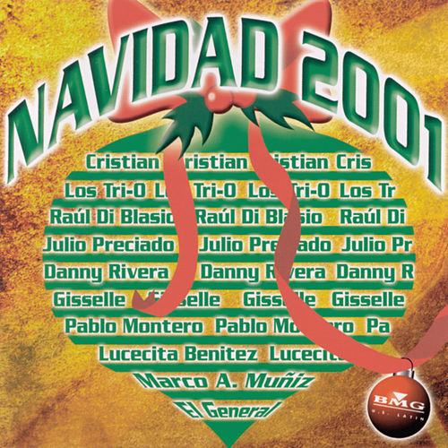 Navidad 2001 by Various Artists