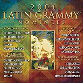 2001 Latin Grammy Nominees (Columbia) by Various Artists