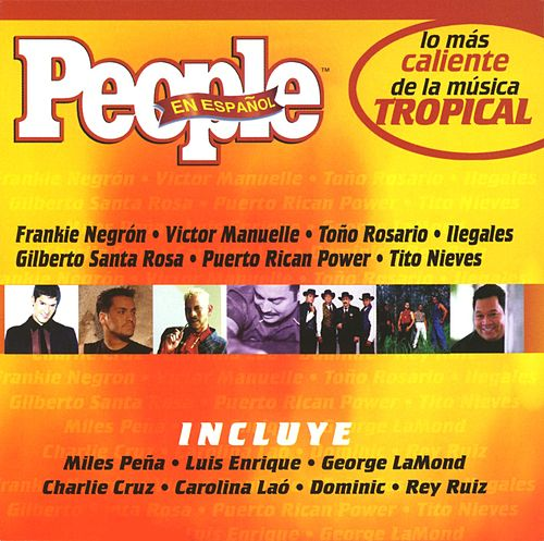 People En Espanol: Tropical by Various Artists