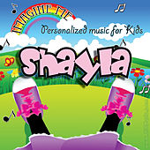 Imagine Me - Personalized Music for Kids: Shayla by Personalized Kid Music
