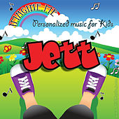 Imagine Me - Personalized Music for Kids: Jett by Personalized Kid Music