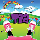 Imagine Me - Personalized Music for Kids: Tia by Personalized Kid Music