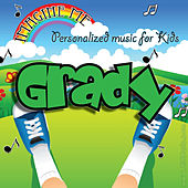 Imagine Me - Personalized Music for Kids: Grady by Personalized Kid Music
