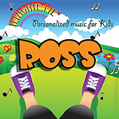 Imagine Me - Personalized Music for Kids: Ross by Personalized Kid Music