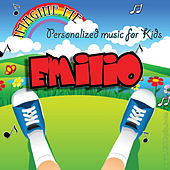 Imagine Me - Personalized Music for Kids: Emilio by Personalized Kid Music