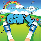 Imagine Me - Personalized Music for Kids: Gary by Personalized Kid Music