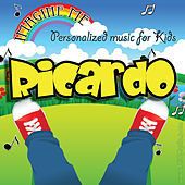 Imagine Me - Personalized Music for Kids: Ricardo by Personalized Kid Music