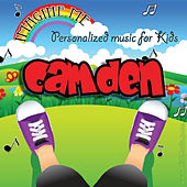 Imagine Me - Personalized Music for Kids: Camden by Personalized Kid Music