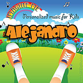 Imagine Me - Personalized Music for Kids: Alejandro by Personalized Kid Music