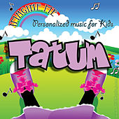 Imagine Me - Personalized Music for Kids: Tatum by Personalized Kid Music
