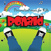 Imagine Me - Personalized Music for Kids: Ronald by Personalized Kid Music