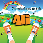Imagine Me - Personalized Music for Kids: Ali by Personalized Kid Music