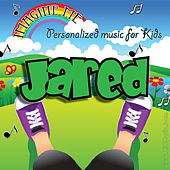 Imagine Me - Personalized Music for Kids: Jared by Personalized Kid Music