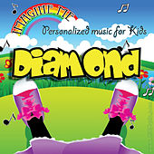Imagine Me - Personalized Music for Kids: Diamond by Personalized Kid Music