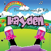 Imagine Me - Personalized Music for Kids: Hayden by Personalized Kid Music